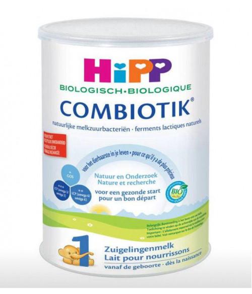 HiPP Dutch Stage 1 Organic Bio Combiotic Infant Milk Formula  (900g)